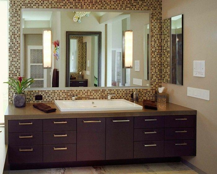 best 25+ badezimmer mosaik ideas on pinterest - Badezimmer Mosaik Modern