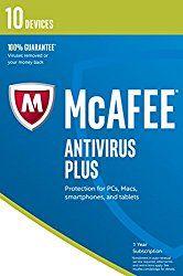 Free Download : McAfee AntiVirus Plus 2017[for PC]
