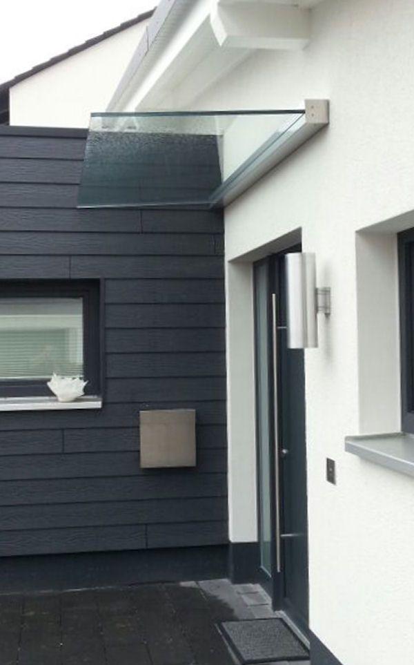 24 besten vordach eingangst r bilder auf pinterest fassaden schutzd cher und vordach. Black Bedroom Furniture Sets. Home Design Ideas