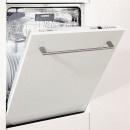 DF6FAB1 freestanding dishwasher from Smeg   Dishwashers   housetohome.co.uk