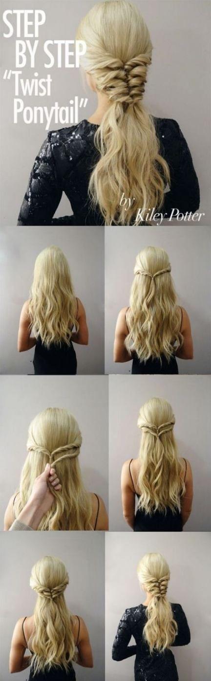 57+ idées de coiffures malpropres facile