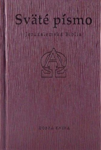 Jeruzalemská Biblia (hnedá obálka, vrecková)