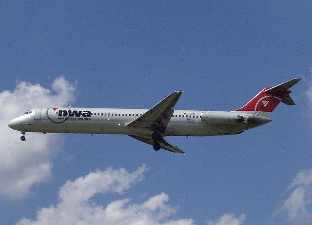 northwest airlines   Northwest Airlines DC-9   Flickr - Photo Sharing!