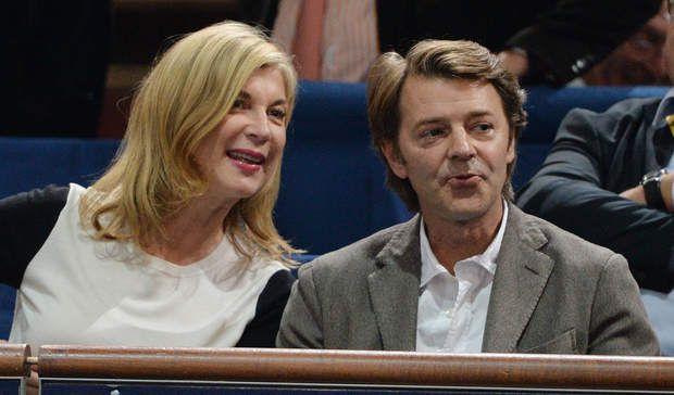 Michele Laroque et Francois Baroin ont une petite différence de 5 ans