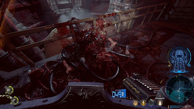 Review: SPACE HULK: DEATHWING Is A Mix Of Beautiful Scenery And A S*** Ton Of Insects — GameTyrant