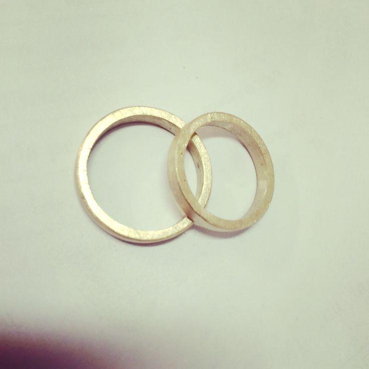 #fedi #orogiallo satinato  #wedding # yesido