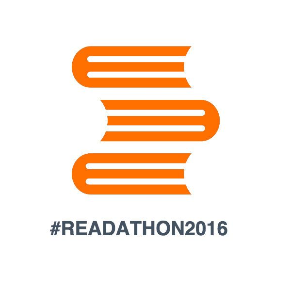 May 21st is #Readathon2016 -- mark your calendars!