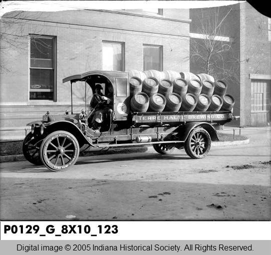 111 best truck old time beer trucks images on pinterest for Tattoo shops terre haute indiana