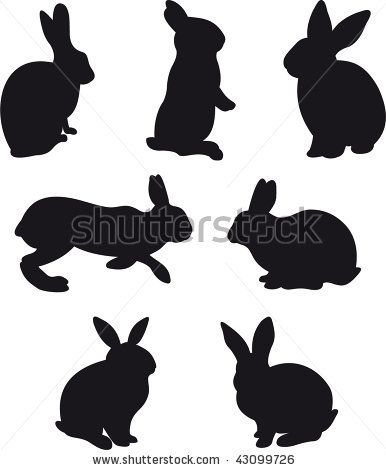 Vector Download » Rabbit vector - » Free Vector Graphics free download and share your vector