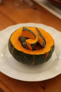 マヨネーズ不使用・ぼっちゃんかぼちゃのサラダ by はるひ | レシピサイト「Nadia | ナディア」プロの料理を無料で検索