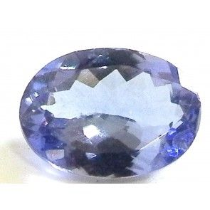 Tanzanite 1.215 ct oval cut 8.1x6.1 mm