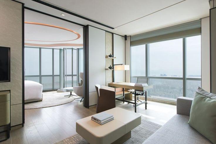 Senzhen Nanshan Marriott Hotel suite