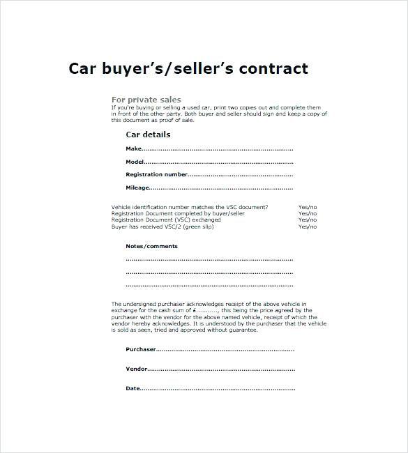 Imagini Pentru Car Sale Contract Uk Receipt Template Invoice