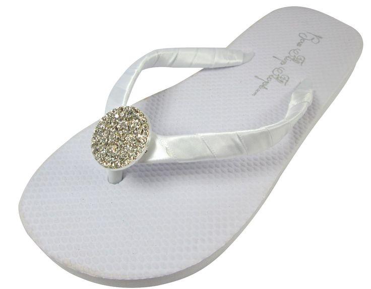 18 Best Bridal Flip Flops On Amazon Images On Pinterest -9149