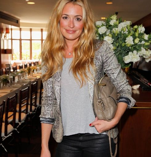 Cat Deeley Women in Hollywood Lunch
