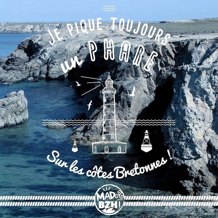 MAD BZH #madbzh #phare #plage #quiberon #cotesauvage #humour #madeinbzh #bretagne #bzh #breizh #breizhpower #bretonneries #lifestyle #fansdebretagne #boutique #morbihan #decoration