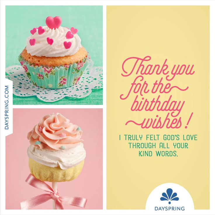 63 best thank you images – Thank You for the Birthday Card