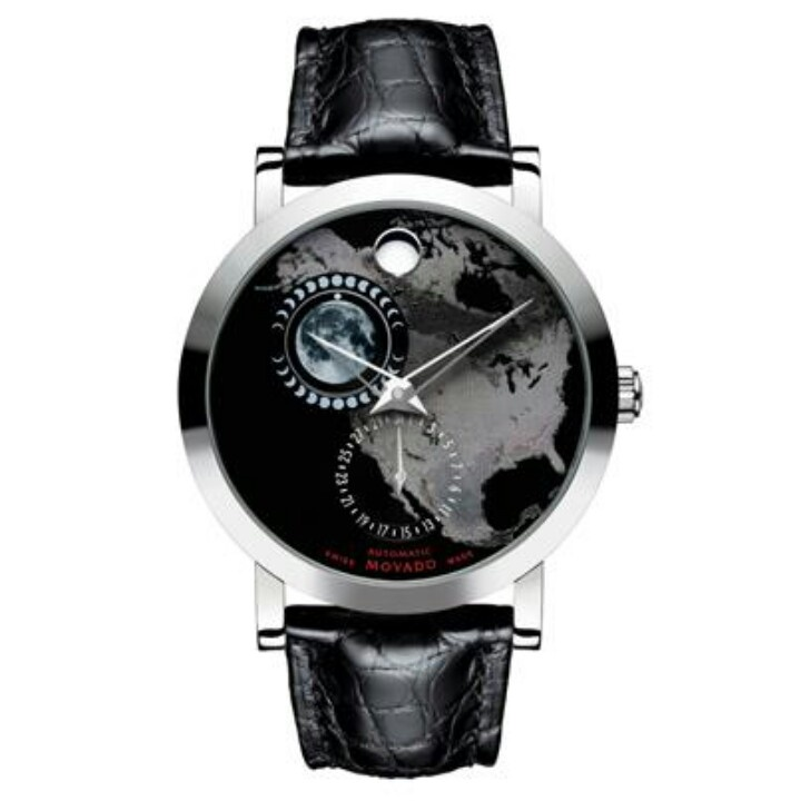 17 best images about watches for men skeleton movado planisphere watch for men