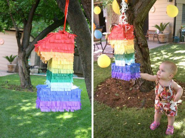 Cómo hacer una piñata con forma de número - Inspiración e ideas para fiestas de cumpleaños - Fiestas y cumples - Charhadas.com