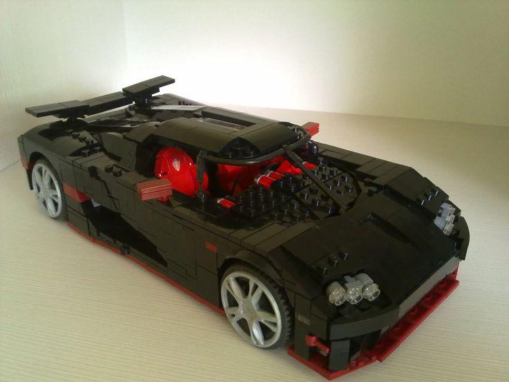 koenigsegg ccxr hobby lego lego lego technic. Black Bedroom Furniture Sets. Home Design Ideas