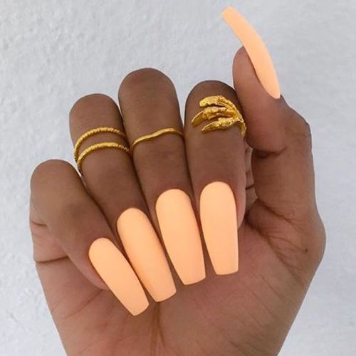 9 Electrifying Neon Nails For 2018 Nail Designs Pinterest