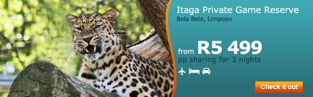 Itaga Private Game Reserve