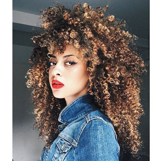 133 Best Curly Hair Images On Pinterest Natural Curly Hair