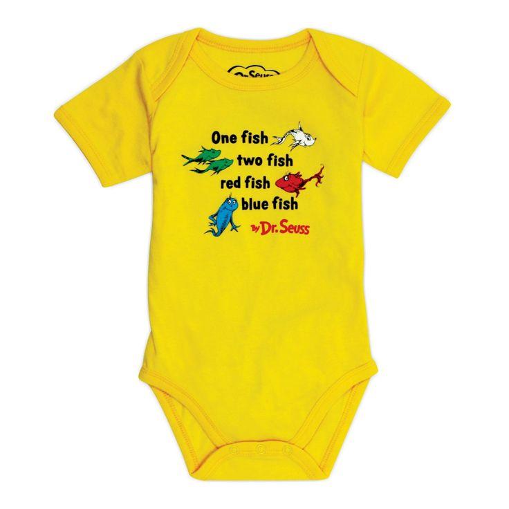 Dr. Seuss Baby Clothes on Sale