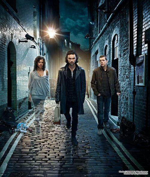 Being Human UK (Original cast)