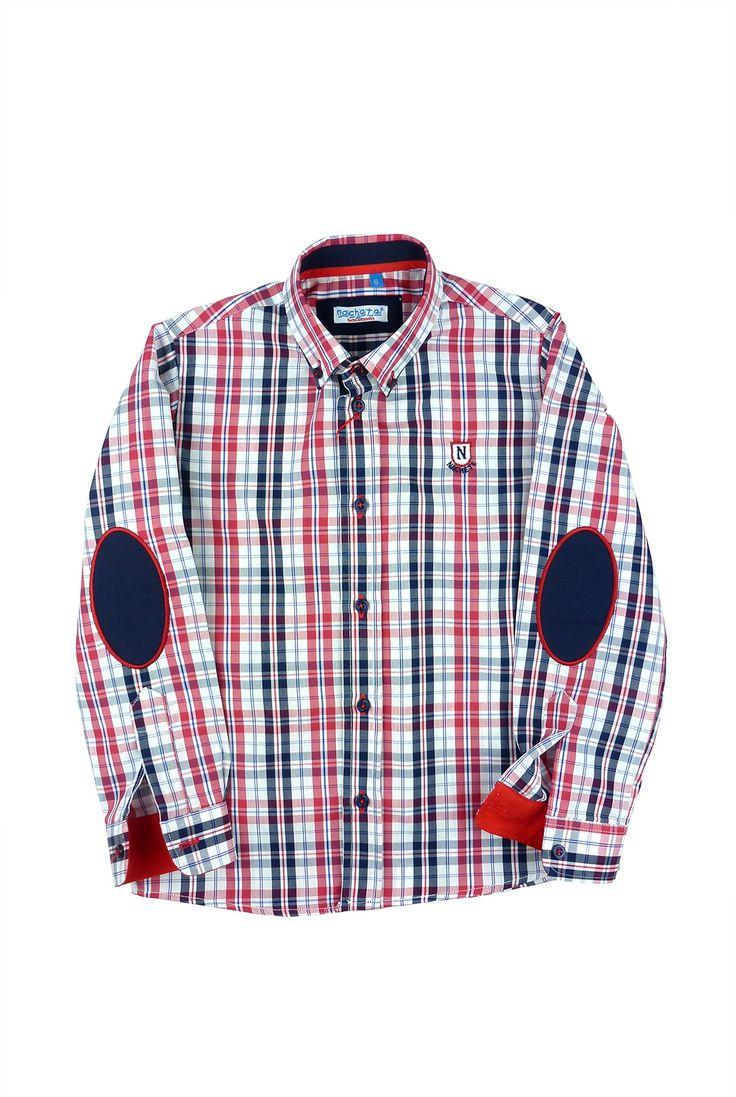 Nachete camisa de cuadros San Carlos