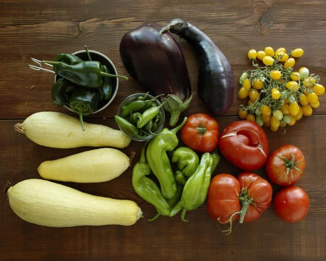 How to Make Ratatouille—A Step-by-Step Tutorial: Start with Fresh Eggplant, Tomatoes and Other Vegetables