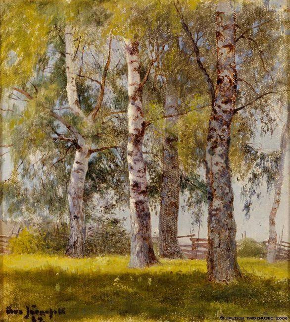 eero-bjorkar-1884 Eero Järnefelt Finland