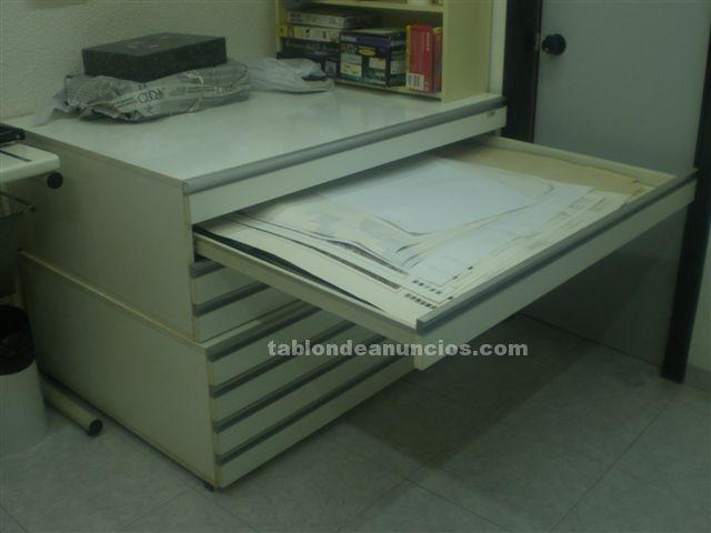 Foto Se venden archivadores de planos horizontales y verticales Mobiliario y material oficina