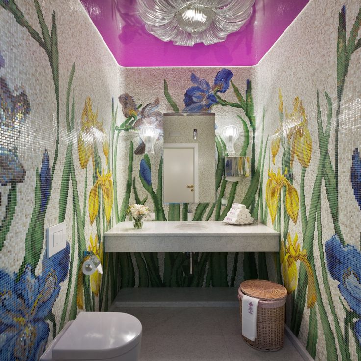 Iris-Art Hotel | Colibri Mosaic