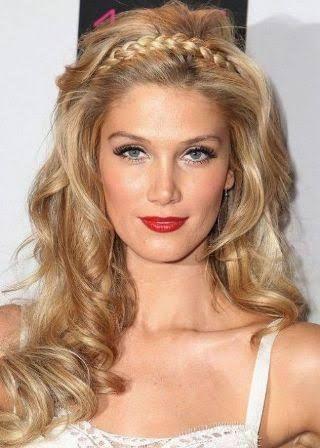 grecian goddess hair - Google Search