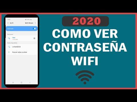 Como Ver La Contraseña Wifi Desde Tu Telefono Movil Celular Sin App Sin Root 2020 Funcion Wifi Contraseña Contraseñas Para Celular Trucos Para Whatsapp