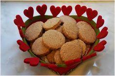 Biscotti vegan di farro speziati - Ricette di non solo pasticci