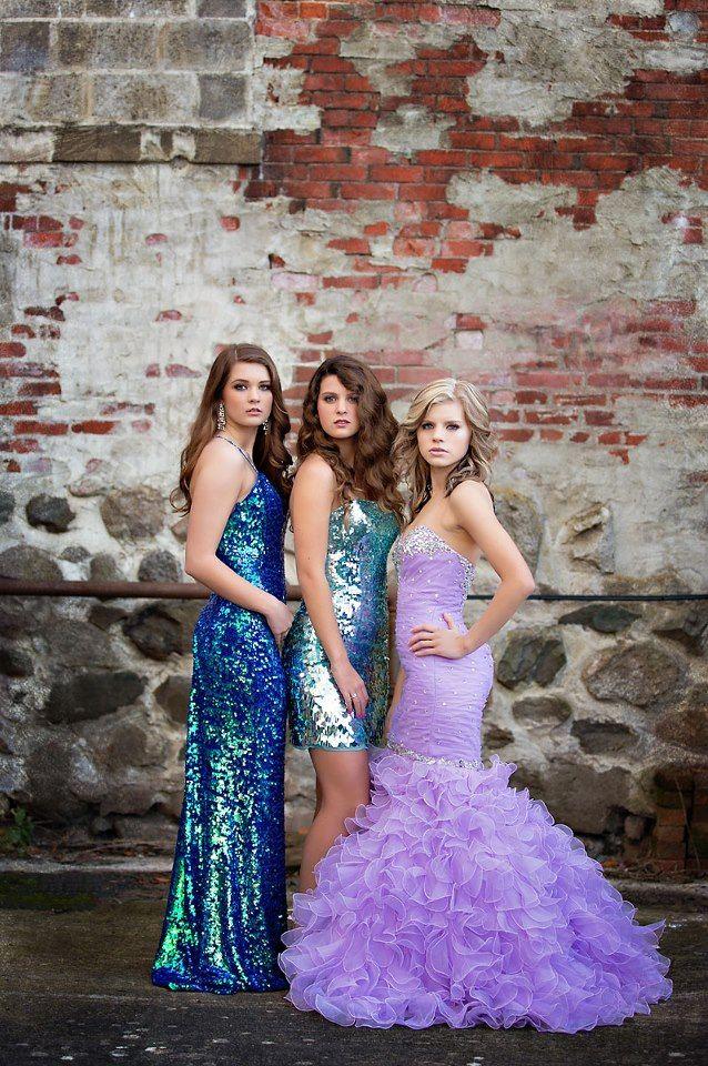 Stylized Prom Shoot with Alicia's Bridal & Toni Lynn Photography - Mori Lee Prom Dress
