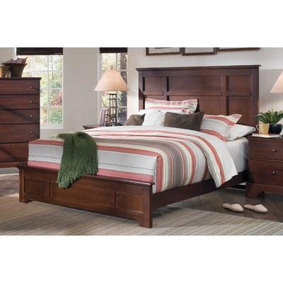 Carolina Furniture Works, Inc. Premier Queen Panel Bedroom Collection