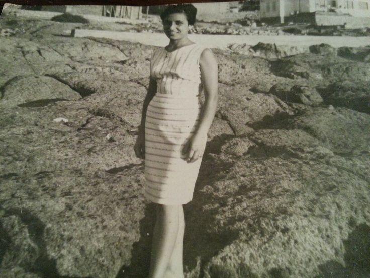Mamma. Estate 1963.