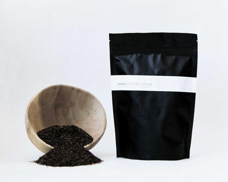 Dry Coffee Scrub by Theseeke Resident GP Homewares & Gifts