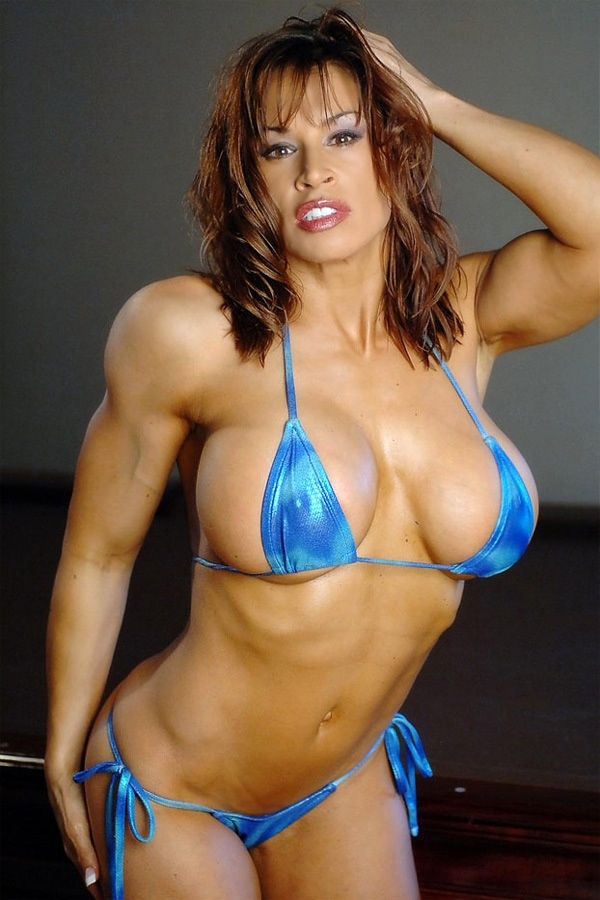 Athletic Muscle Babe 119