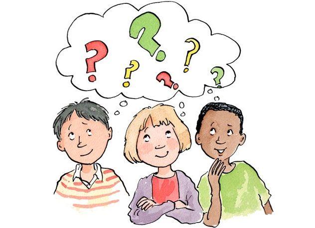 Περί μαθησιακών δυσκολιών: Άσκηση: Τι, ποιος, πού, πότε, γιατί: