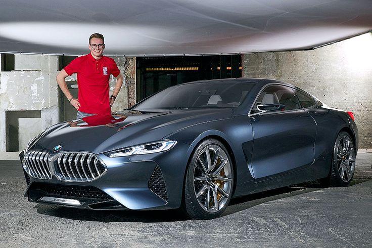 Das BMW Concept 8 Series soll Luxus und Sportlichkeit perfekt kombinieren und gibt einen Ausblick auf die Serienversion des neuen BMW 8er. AUTO BILD hat alle Infos!