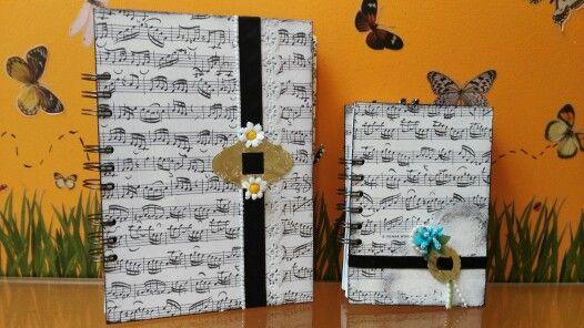 Cuadernos «by Mindaia»