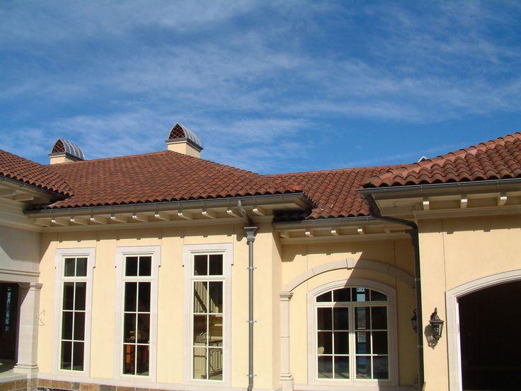 Bodenhamer Resd, Classico#terreal #sanmarco #dachówka #rooftiles #roofs #dachy #dachyrustykalne #alledachy #dachowkiwłoskie #włoskiklimat #italianstyle