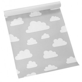 Farg & Form Cloud Wallpaper Collection - Wide range of children's wallpapers online | Nubie - Modern Baby Boutique