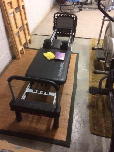 Pilates Tables 179807: Aero Pilates Machine -> BUY IT NOW ONLY: $110 on eBay!