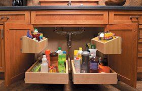 3 Kitchen Storage Project - With Instructions!