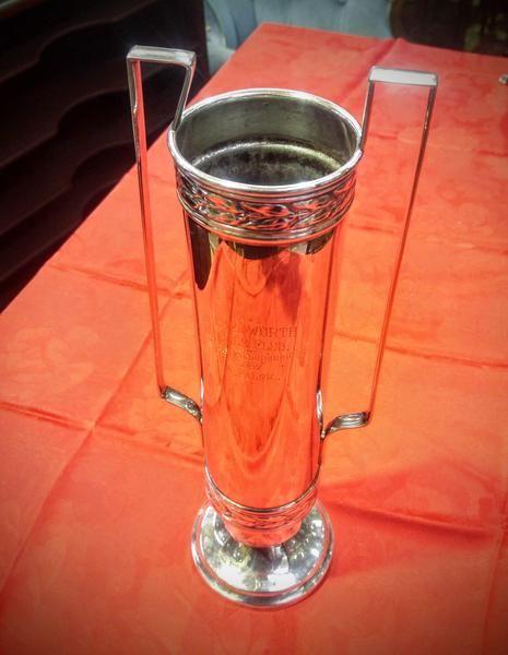GA1094   -   Beechworth Golf Club Mens Championship Trophy 1937 A Falek